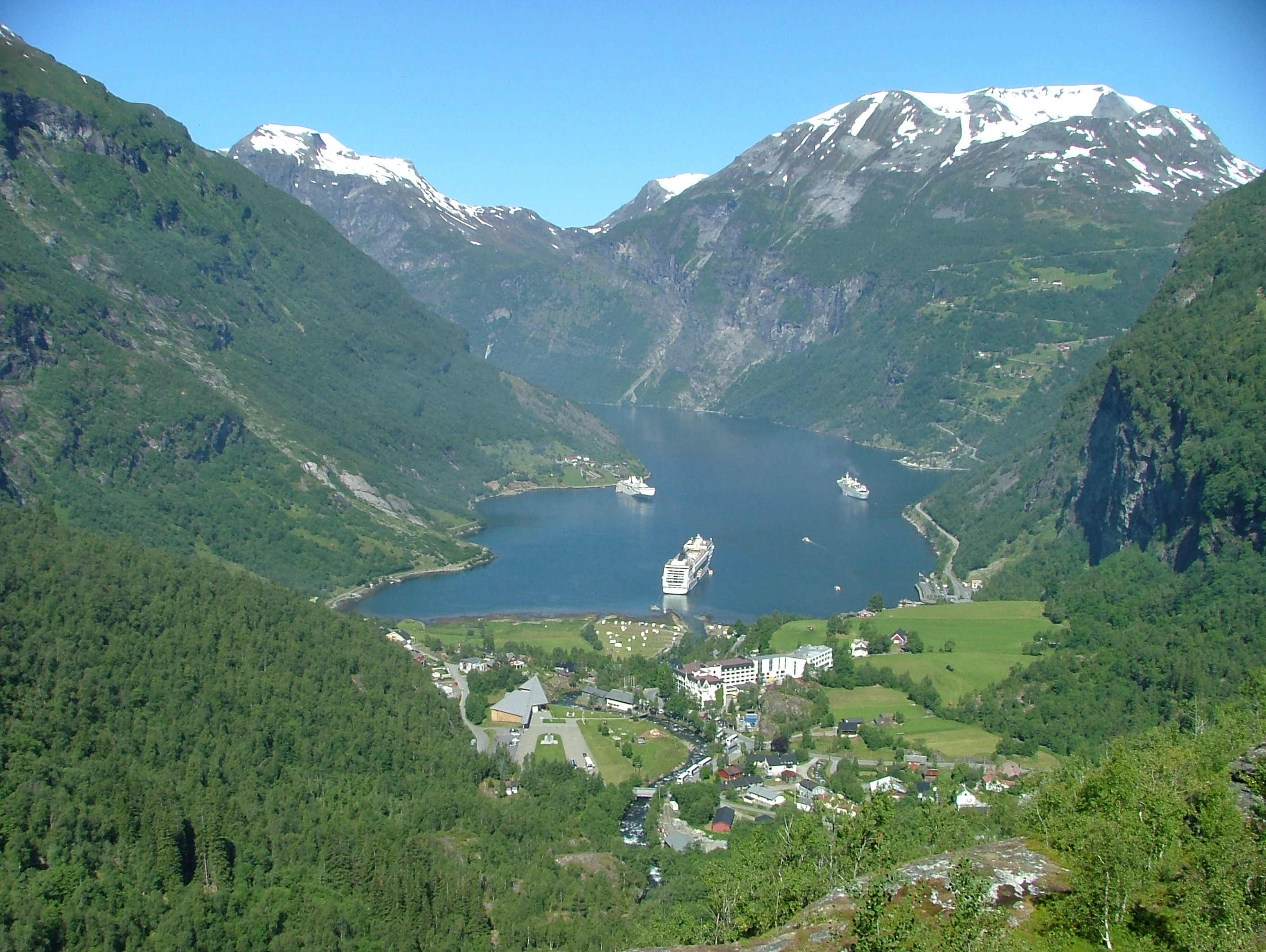 Hotel Union Geiranger A Family Touch In The Jewel Of The